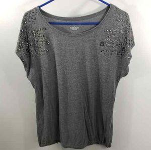 RXB women's short sleeve top size L